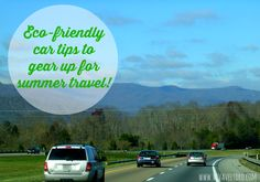 Eco-Friendly Car Tips to Gear Up for Summer Travel #ad {PLUS, a $50 Visa Gift Card GIVEAWAY!}