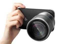 Complete Camera Smartphone Concepts