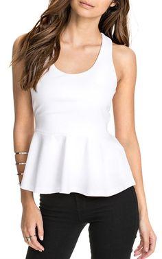 Ozsale - White Top - Ozsale.com.au