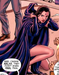 Raven- DC comics