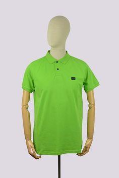 Weekend Offender Gose Polo Shirt - Limetta