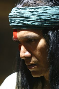 "Michael Greyeyes (b. June 4, 1967), Canadian actor. He is Plains Cree from the Muskeg Lake First Nation in Saskatchewan, Canada. He is a trained ballet dancer and choreographer. His acting career started in 1993 when he was cast as ""Juh"" in TNT's ""Geronimo"", which led to numerous television appearances. Films in which he has appeared: ""Dance Me Outside"", ""Smoke Signals"", ""The Minion,"" ""Firestorm', ""League of Old Men', 'Skipped Parts"", ""Looking for Lost Bird"", and 'Race Against Time."""