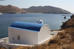 Serifos: Mountainous landscape, small lush valleys, whitewashed houses, sandy beaches & brilliant blue waters. #FiveStarGreece #LuxuryVillas #HolidayMatchmakers