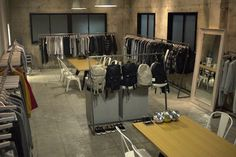 "Kazuki Kuraishi ""Heather Grey Wall"" Store"