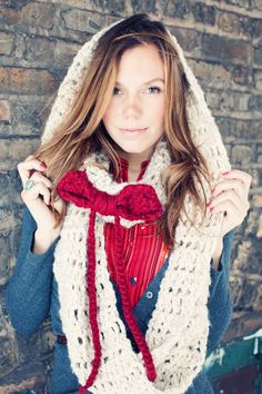 1000+ images about Crochet: Scarfs on Pinterest Cowls ...