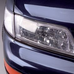 clean your own headlights