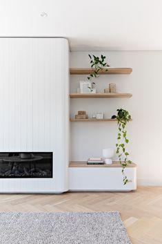 Living Room Interior, Home Living Room, Home Interior Design, Living Room Designs, Design Interiors, Living Room With Plants, Australian Interior Design, Living Room Storage, Interior Livingroom