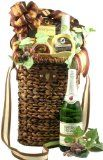 Gift Basket Village A Tuscan Picnic with Wine Tote/Cooler savings deal #wine #deal