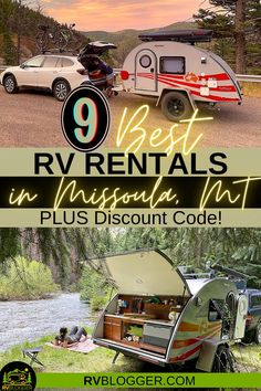 Planning a family vacation in Missoula, MT? Why not rent an RV? Camping vacations are the best way to explore the US and spend quality family time. Check out how you can rent an RV from a private RV owner through Outdoorsy and explore Montana! Plus save $50 off your rental using our coupon code! #rvblogger #rvrental #montana #montanacamping #missoulamontana #rentinganrv #rvrentaltips #vacationrental #familyvacation #rental #rentalbyowner #outdoorsy Motorhome Rentals, Rv Rental, Tent Campers, Small Campers, Rv Travel, Travel Destinations, Travel Tips, Best Rv Parks, Rent Rv