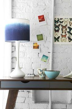 4040 Locust Indigo Lamp Shade #urbanoutfitters