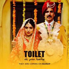 Toilet: Ek Prem Katha Movie Download 2017 Video 3GP Mp4 FLV 720p HD and Bluray Download