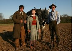 The Traditional Crafts Blog: Wartime Farm