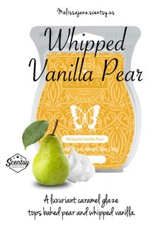 Scentsy 2016 | Whipped Vanilla Pear |New release | Fall & Winter | #scentsy…