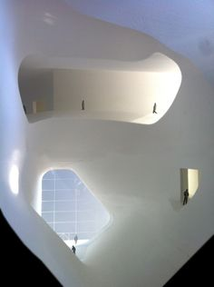 Steven Holl Architects – Tianjin Ecocity Ecology and Planning Museums