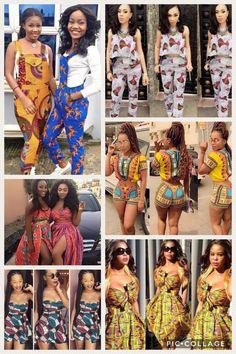 Hot African style easily found on Amazon Amazon affiliate