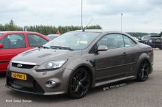 Only one in the World?? Ford Focus RS mk2 in CC type - Coupe Focus RS