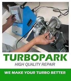 Turbopark's Big Turbocharger Repair Service  http://cgi.ebay.com/ws/eBayISAPI.dll?ViewItem&item=171402657538&ssPageName=STRK:MESE:IT