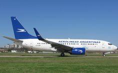 Argentina Airline Aerolineas Argentinas