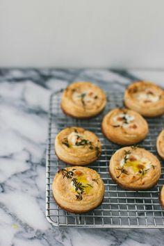 caramelized onion tartlets   Wit & Delight