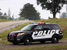 Ford Police Interceptor Utility Show Car Ford Police, Police Patrol, Police Cars, Police Officer, Rescue Vehicles, Police Vehicles, California Highway Patrol, Police Life, Futuristic Cars