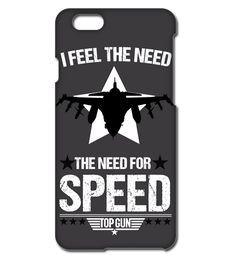 I Feel The Need for Speed #TopGun phone case! http://www.casemad.com/product/i-feel-the-need-for-speed-top-gun-phone-case/