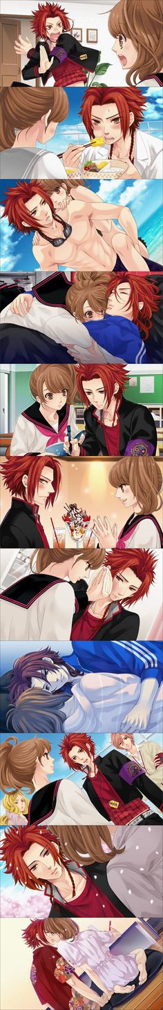 Brothers Conflict - Yusuke and Ema