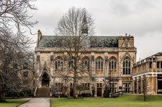{Oxford: Balliol College}