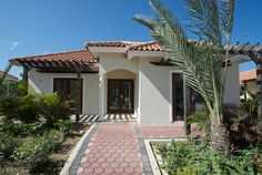 Villa Juvenile - Curaçao - Moderne villa met airco vlakbij het strand   voor 6 personen -  mail@xclusivevillas.com of bel: 0031 (0)85 401 0902