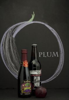 Drink this now: plum beers