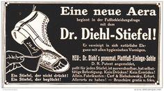 Original-Werbung/ Anzeige 1910 - DR. DIEHL STIEFEL / CERF & BIELSCHOWSKY…