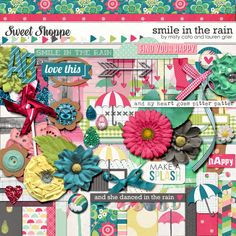 Smile in the Rain by Misty Cato and Lauren Grier