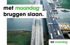 Bruggen slaan met Maandag®. Bekijk de vacature bouw en civiel op https://www.maandag.nl/2403/Bouw-en-Civiel.html