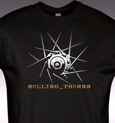 Bicycle T shirt Cycling Rolling Thorns Rider Gift  Bike  NEW S - 5XL #SOLS #BasicTee