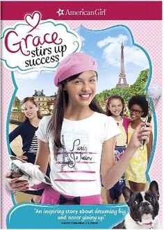 I spied with my Target eye: An American Girl: Grace Stirs Up Success, from the Weekly Ad http://weeklyad.target.com