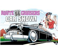 Welcome New Route Cruisers Car Club Member Niles Stephenson And - Route 66 cruisers car show list