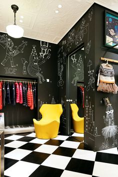 BOON JR. store by Wonderwall, Seoul store design