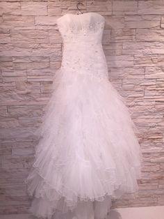 ¡Nuevo vestido publicado!  Pronovias 2009 mod. Deusto ¡por sólo 1000€! ¡Ahorra un 57%!   http://www.weddalia.com/es/tienda-vender-vestido-novia/pronovias-2009-mod-deusto/ #VestidosDeNovia vía www.weddalia.com/es