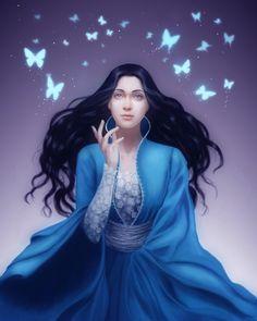 Illusion by moon-blossom.deviantart.com on @deviantART