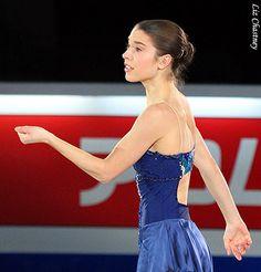 Alissa Czisny - ladies figure skating - USA
