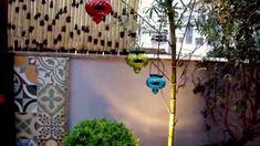 Ivani Kubo - Jardim com laguinho em cobertura de apartamento no Rio de J...