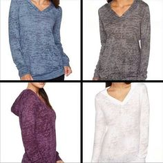 Ladies get these COLORFUL hoodies @oceanavenueboutique. Use coupon CANDY15 to get 15% off when you place your order :) #DEALOFTHEDAY #hoodies $23.99!!! ORG $28.99 #freeshipping available: Plum,  Slate Blue, Gray, White , and Black! Size: sm-xl! #oceanavenueboutique #hoodie #burnout #fashion #fitness #favorite #fallfashion #musthave #fitnessapparel #ootd #nextlevel #burnout #black #plum #blue #white #gray