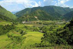 Vallée de Muong Hum à #sapa #vietnam. Pour en savoir plus : http://360degresvietnam.com/y-ty-sapa-nord-du-vietnam/