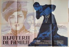 Bijuterii de familie 1957 Cover, Books, Movie Posters, Art, Movies, Art Background, Libros, Book, Film Poster