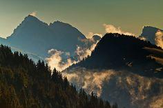 Smoking Peaks