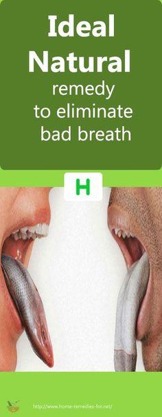 #Bad #Breath #Home #Remedies