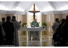 Papa: Servir a Dios con libertad rechazando el poder - Radio Vaticano