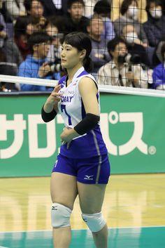 TORAY ARROWS #7 Kanami Tashiro