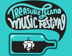CratePlayer is giving away a pair of VIP Passes to Treasure Island Music Festival which features acts from Atoms For Peace, Beck, Animal Collective, and more! [Click image for full contest details. Music Festival Logos, Music Festival Fashion, Music Festivals, Treasure Island Music Festival, Music Tattoo Designs, Music Symbols, Music Logo, Music Wallpaper, Music Humor