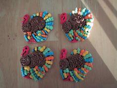 Turkey sugar cookies.