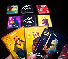 Art of War the card game | Image | BoardGameGeek